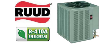 Ruud Heat Pump Outdoor unit