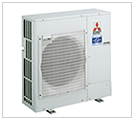 Mitsubishi Mr. Slim Heat Pump Systems - Cooling and Heating