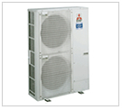Mitsubishi Mr. Slim Cooling Systems - Cooling Only
