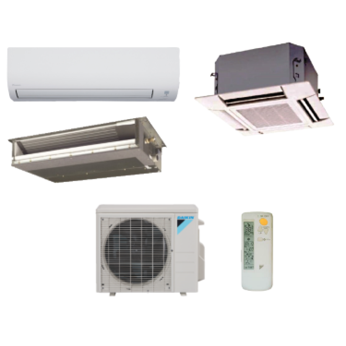 Home / Ductless AC / Residential Systems / Multi Zone / Daikin 3 Zone  #467485