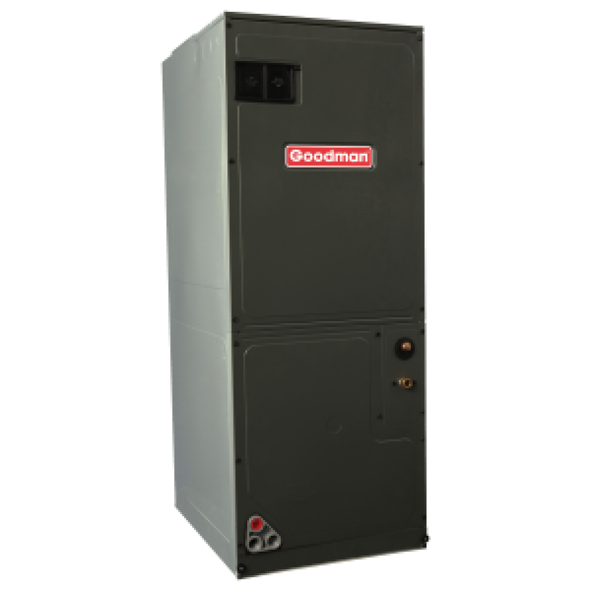 Goodman 2 5 Ton 15 Seer Heat Pump Split System In 2 5 Ton