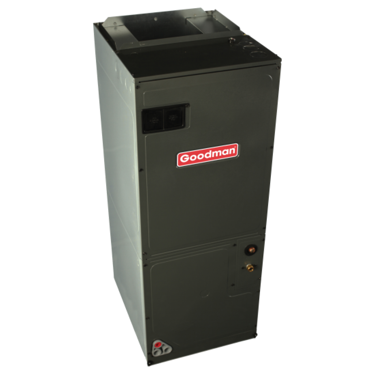 #B01B1F Goodman 14 SEER 2.5 Ton Electric Heat Split System In 2.5  Brand New 3191 Goodman Ac And Heating images with 1200x1200 px on helpvideos.info - Air Conditioners, Air Coolers and more