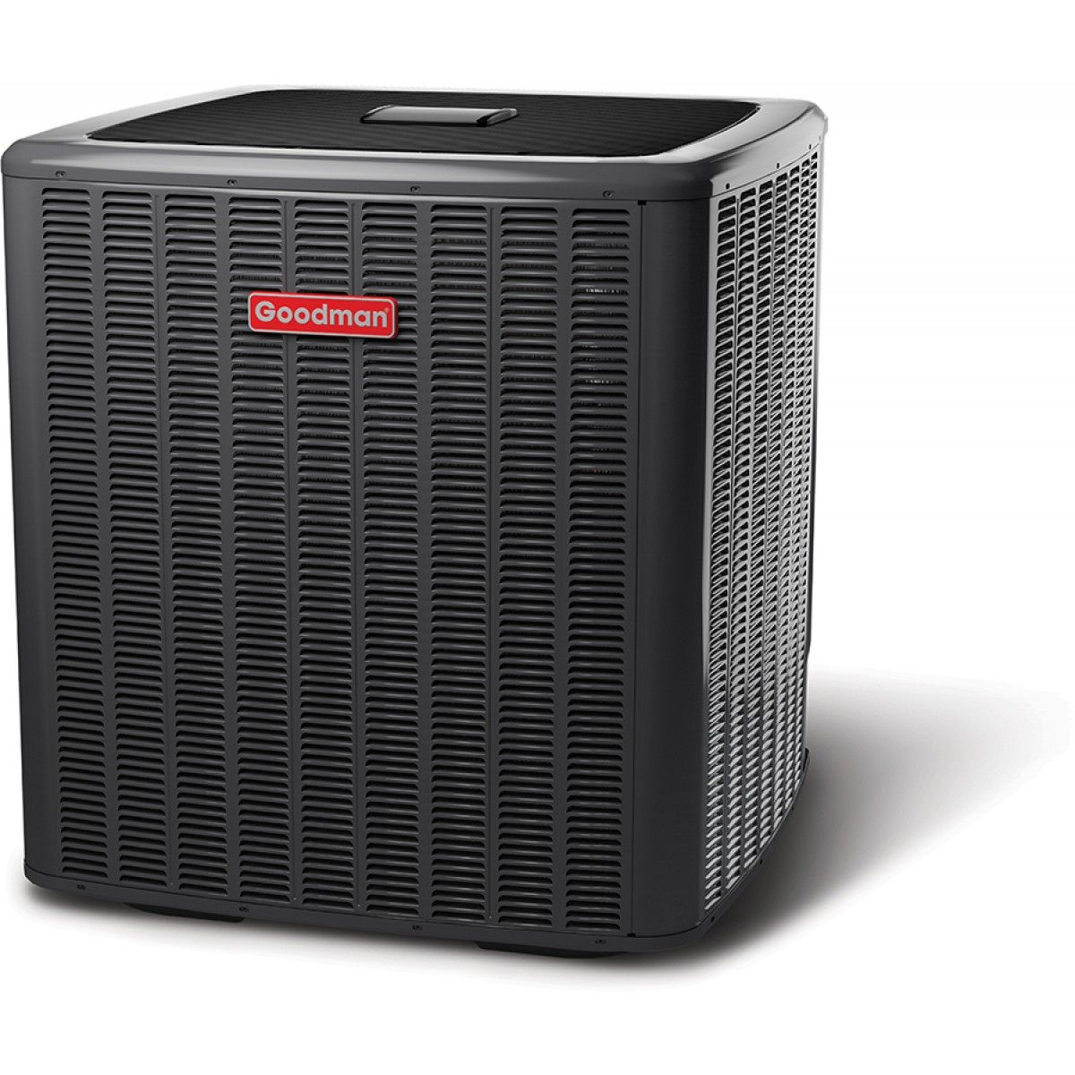 3 0 ton goodman 14 seer gsx straight cool condenser in 2 5 for Fan motor for goodman ac unit