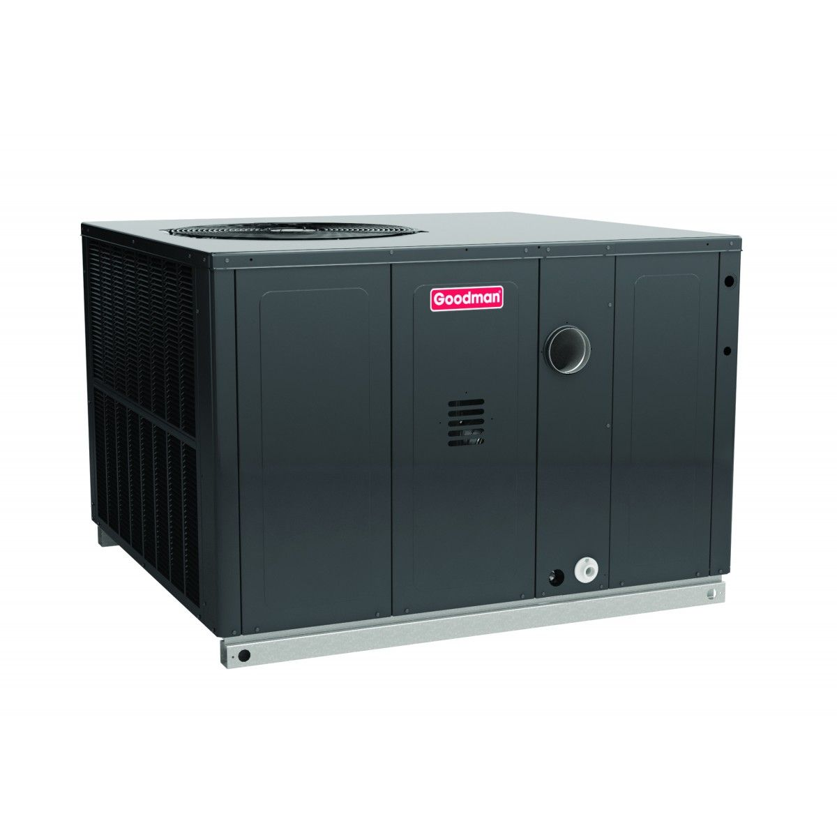 #C50649 Goodman 4.0 Ton 14 SEER 100K BTU Packge Unit With Gas Heat  Brand New 141 4 Ton Ac Units images with 1200x1200 px on helpvideos.info - Air Conditioners, Air Coolers and more