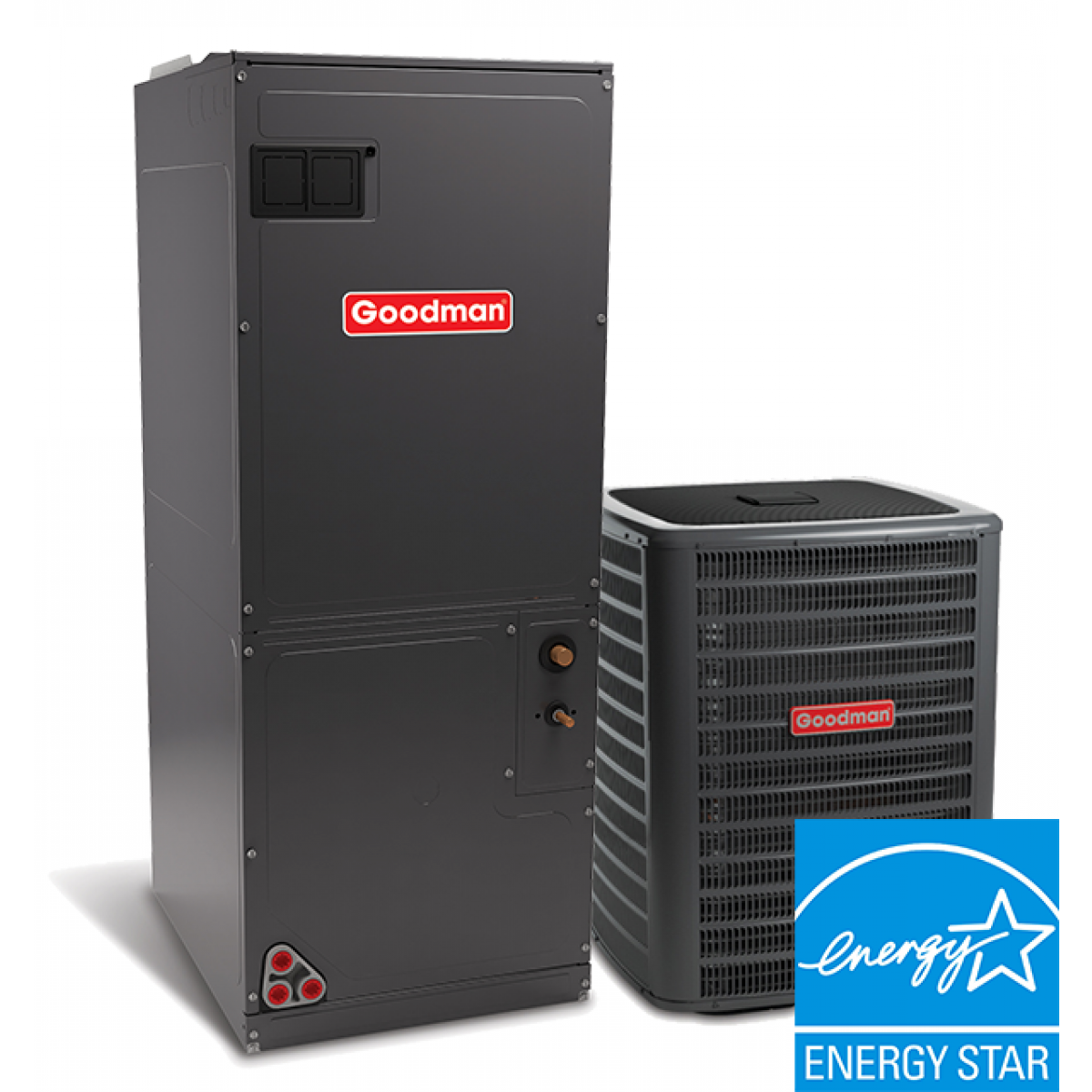 #0383C8 Goodman 2.0 Ton 16 SEER Two Stage Cooling Only Split  Most Effective 175 5 Ton Heating And Cooling Units pictures with 1200x1200 px on helpvideos.info - Air Conditioners, Air Coolers and more