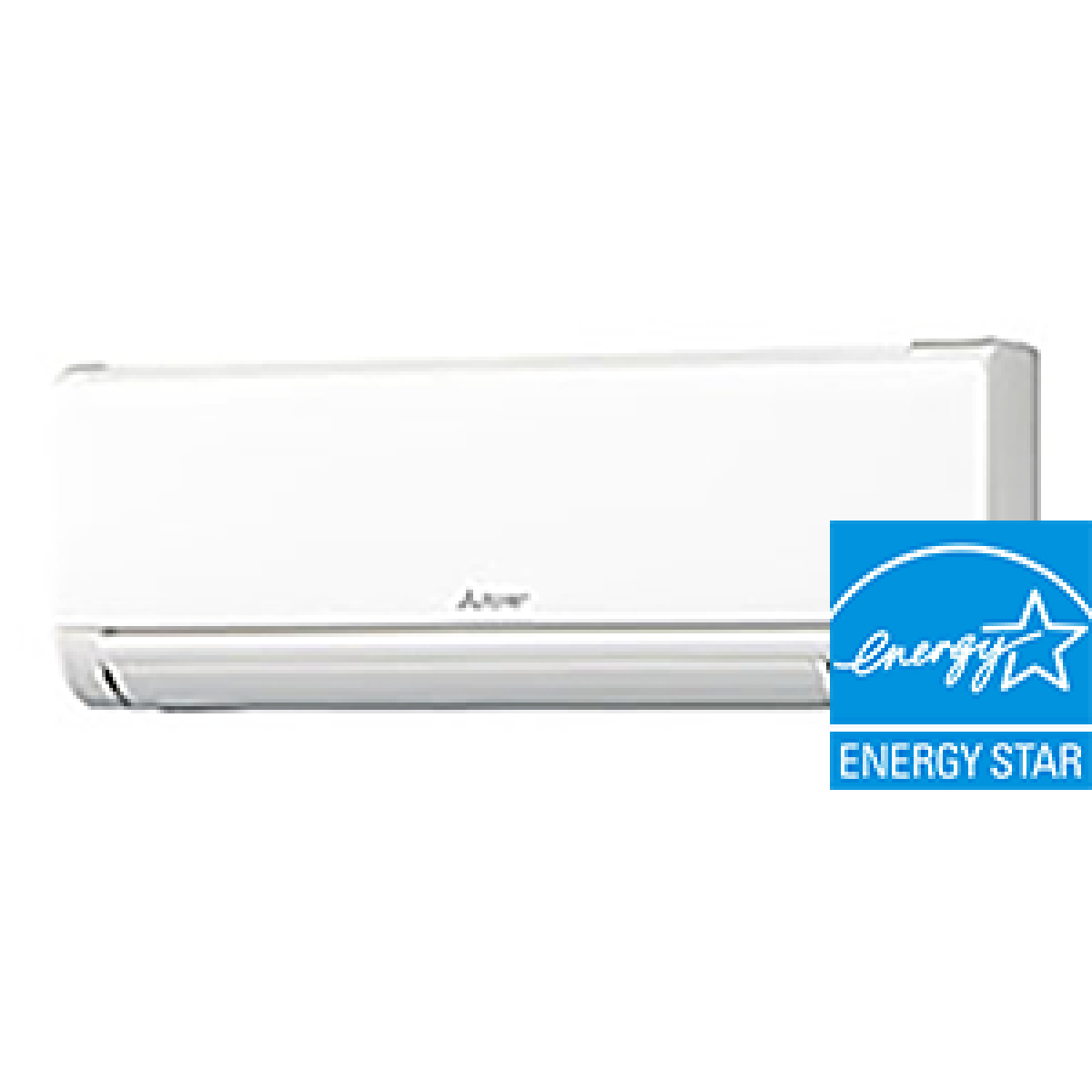 24K BTU Mitsubishi MSYGL Wall Mounted Air Conditioner Indoor Unit in  #0582C6