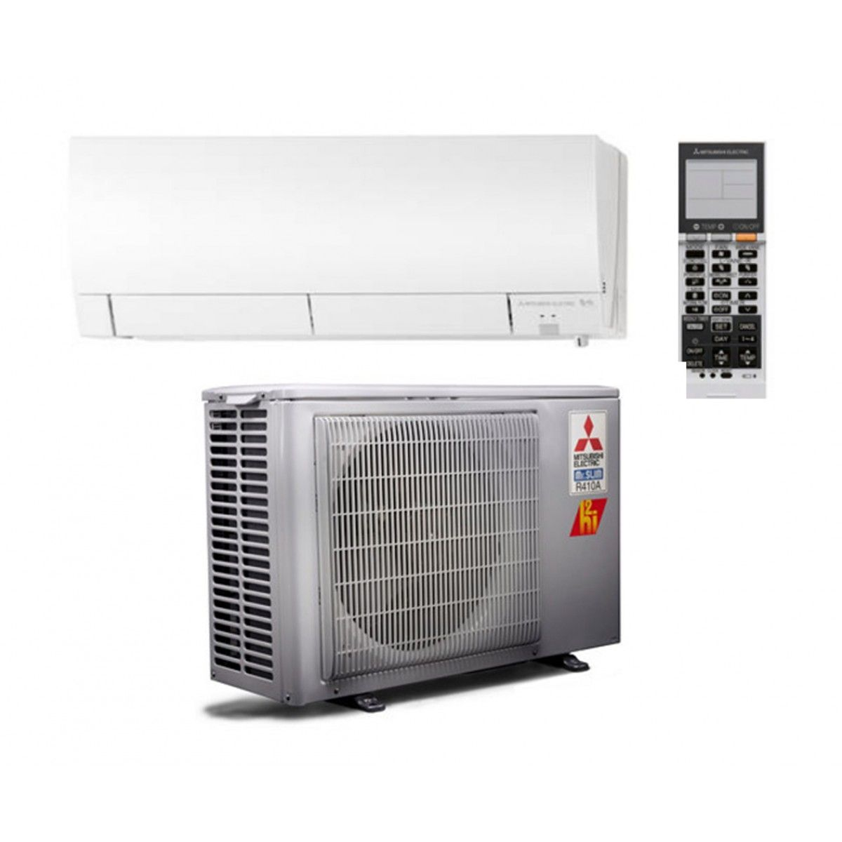 Average cost of new furnace and ac for home - Mitsubishi 12 000 Btu Heat Pump Hyper Heat 26 Seer System