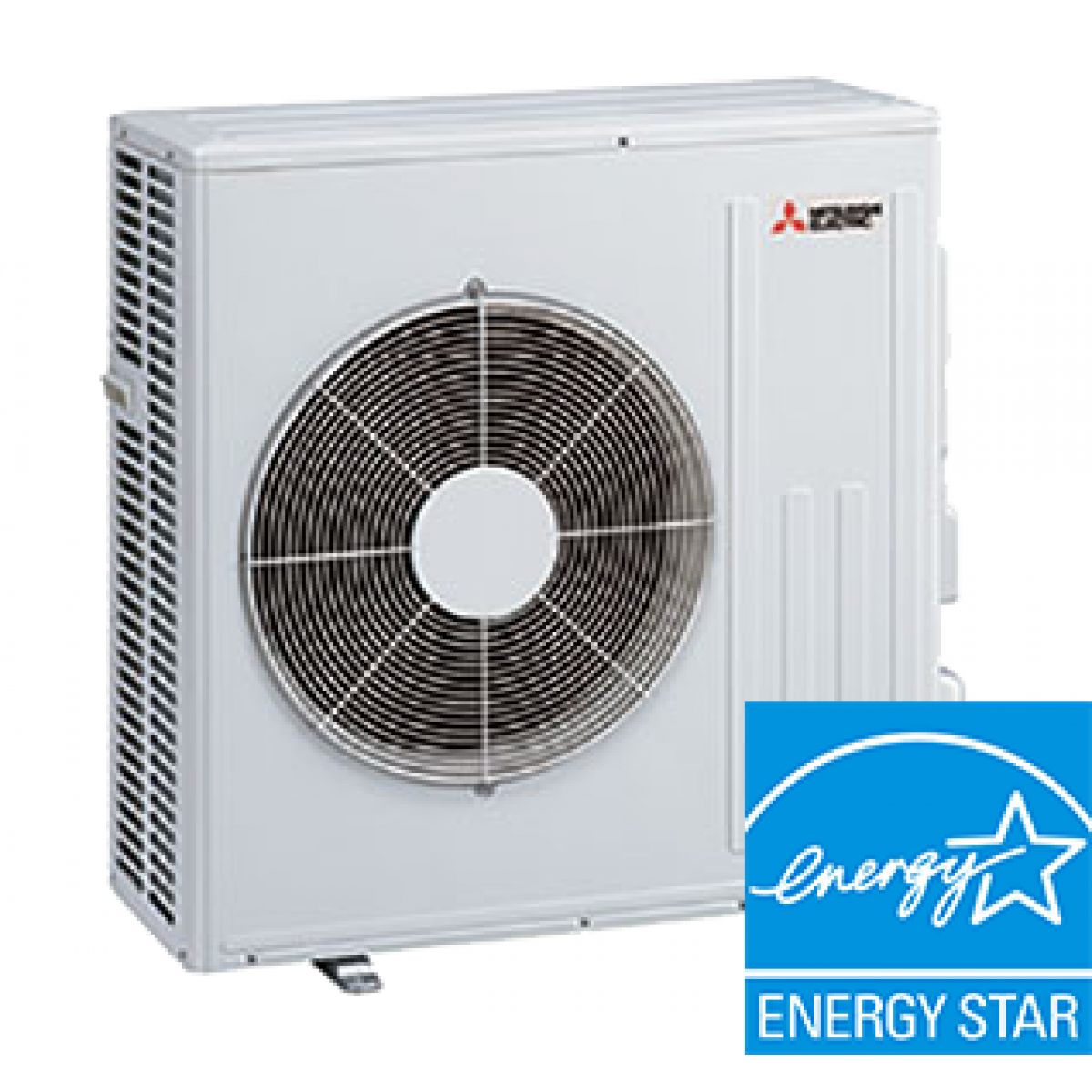 24k btu mitsubishi muygl air conditioner outdoor unit in for Ductless ac