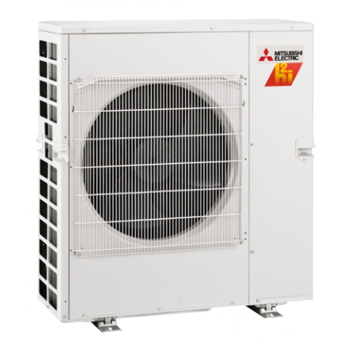 Mitsubishi 20k Btu 17seer 2 Zone Heat Pump Hyper Heat With