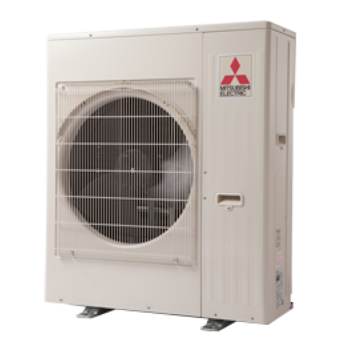 Mitsubishi 5 zone 42k btu heat pump with up to five indoor Ductless ac