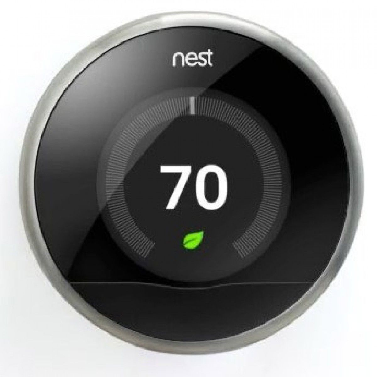 Nest 3rd Generation Learning Thermostat Wifi In Thermostats - Accessories