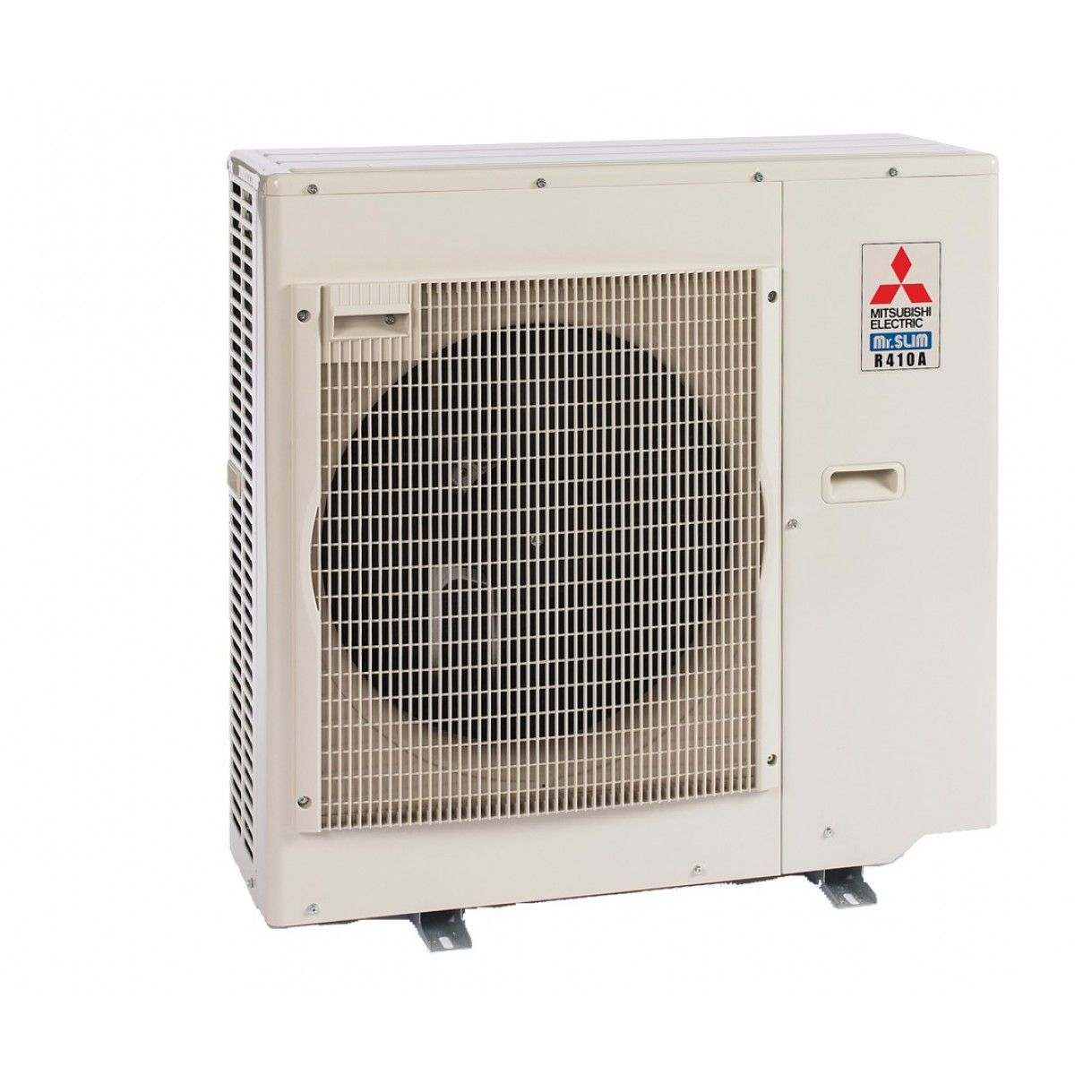 36k btu mitsubishi puza outdoor unit in ductless ac for Ductless ac