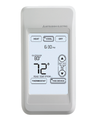 Mitsubishi MCCH1 Portable Central Controller in Ductless ...