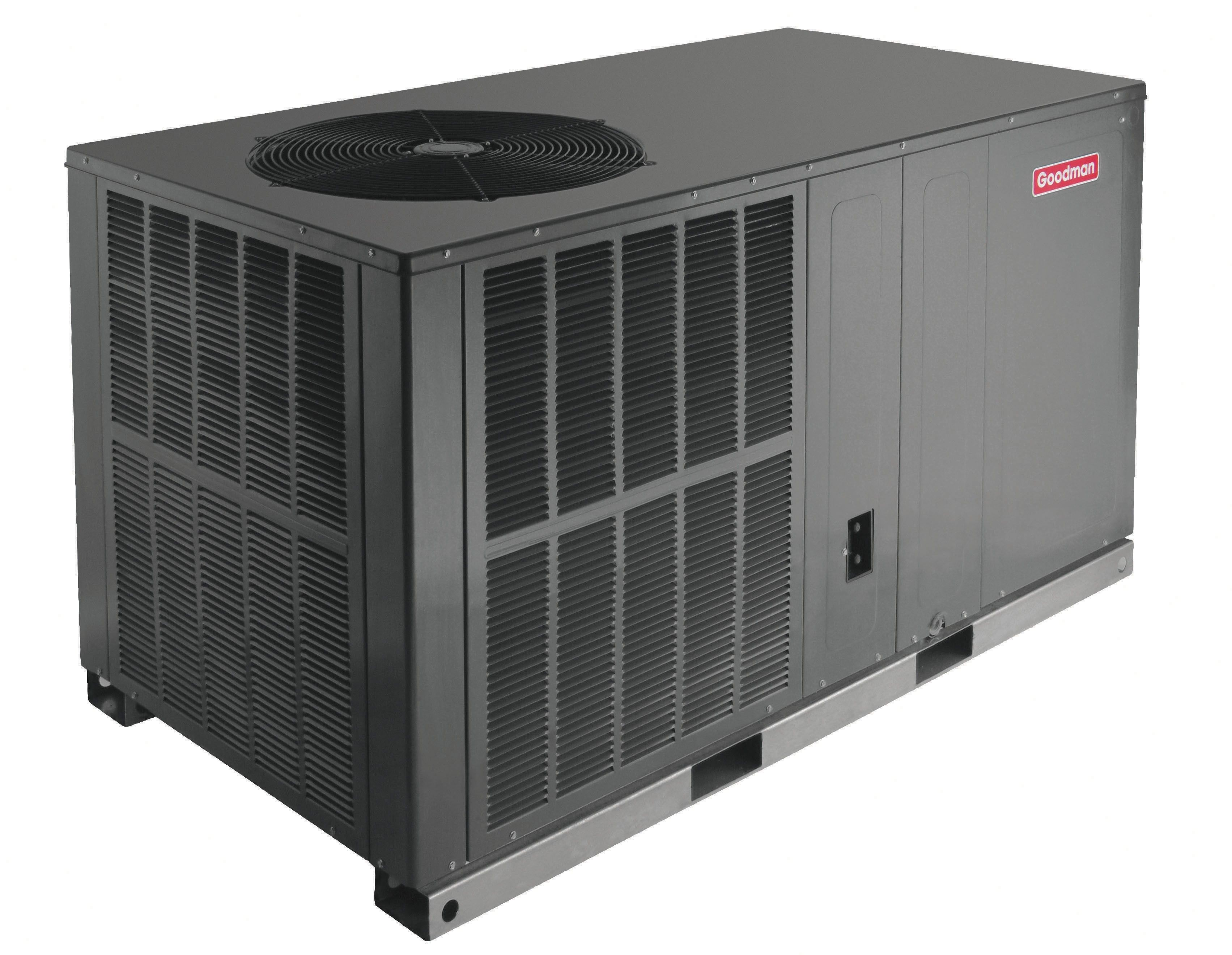 Goodman 3 Ton 14 Seer Electric Heat Package Unit