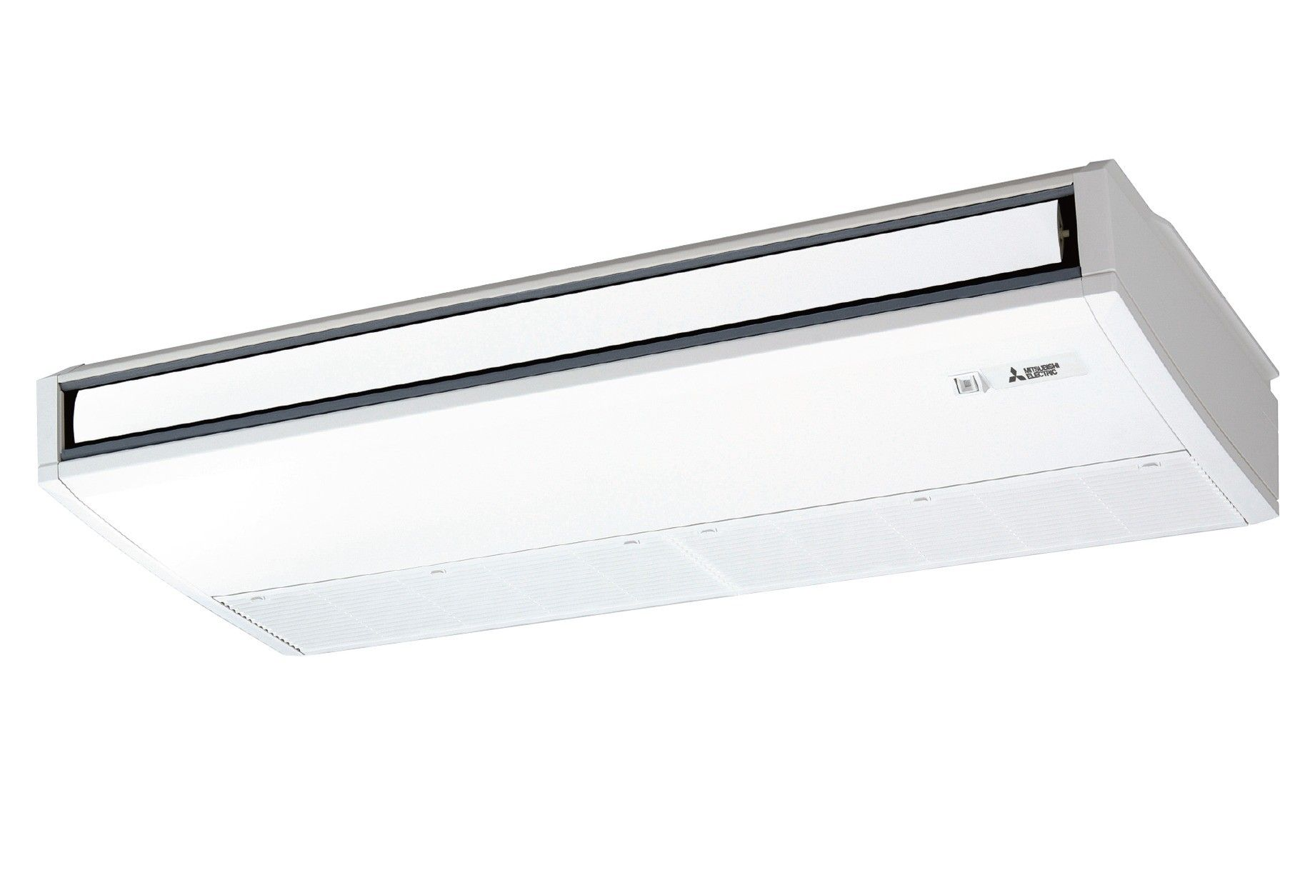 Mitsubishi Ductless 36k Btu Mitsubishi Pcaa Ceiling Suspended Indoor Unit In Ductless