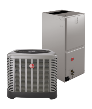 Rheem 15 SEER 3.5 Ton Electric Heat System