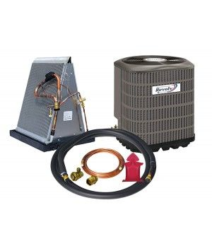 Revolv 2.0 Ton Heat Pump System Add On To Existing Furnace