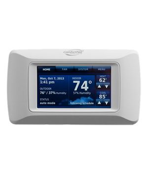 Goodman ComfortNet Programmable Communicating Thermostat for Multi Stage System