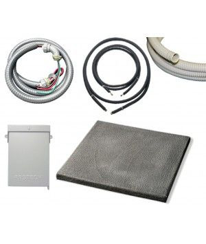 Installation Kit with Lineset for Ductless System (2-Zone)