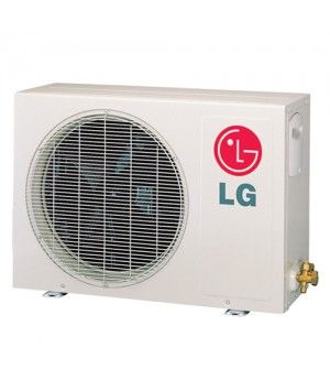 12K BTU LG 13 SEER LSU-HE High Wall Duct-Free Standard Single Zone Outdoor Unit