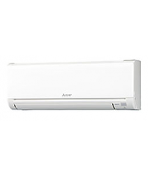 15K BTU MItsubishi MSZGL Wall-Mounted Heat Pump Indoor Unit