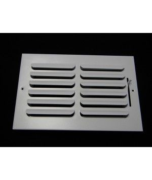 10x10 1-Way Stamped Grille