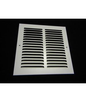 10x10 Return Stamped Grille