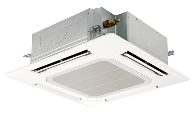 Mitsubishi Ceiling Recessed Cassete Style Indoor Unit