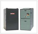 95% Efficient 2 Stage Variable Speed Gas Furnaces