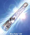 Blue Tube UV Light