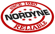 Since 1980 Nordyne Reliable