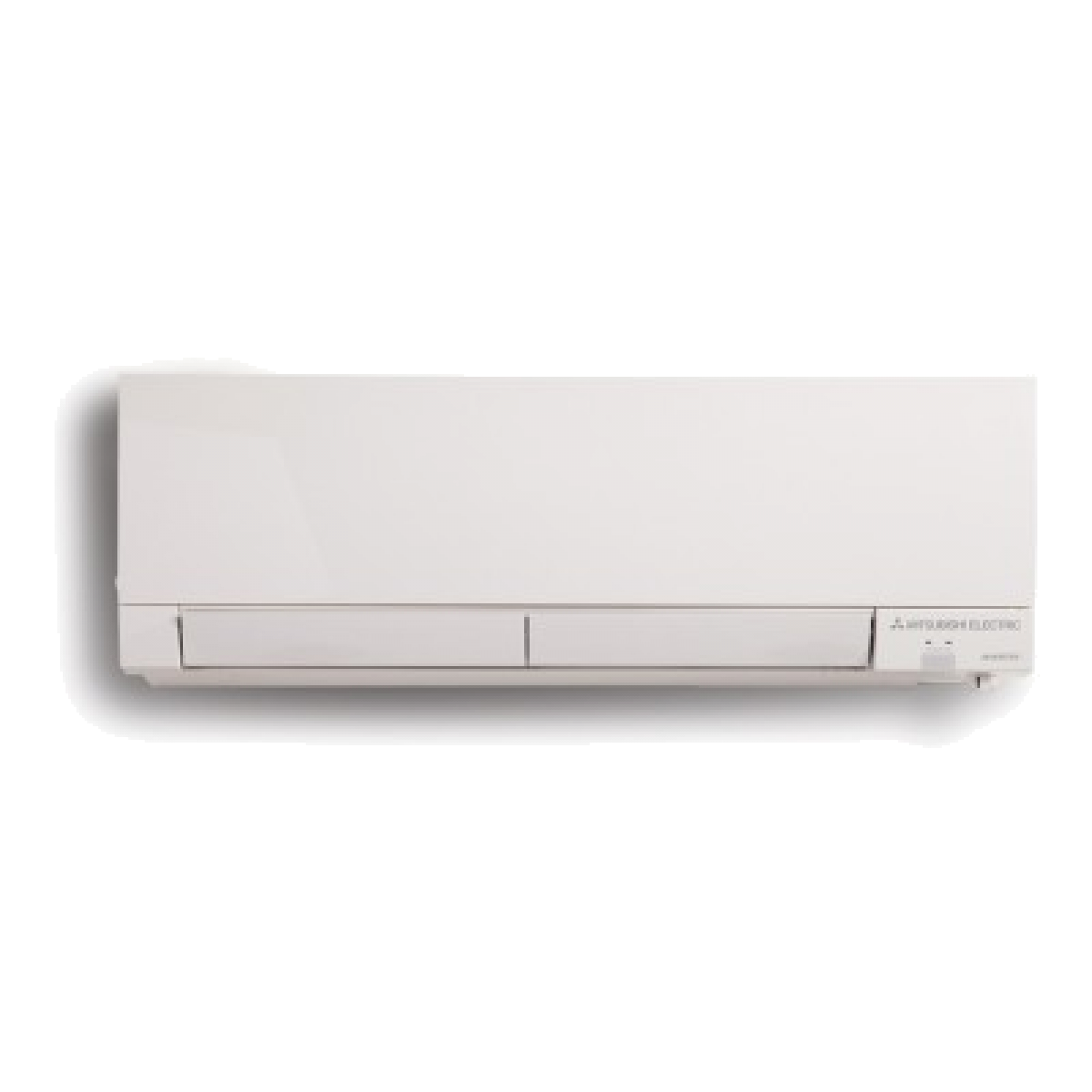 Mitsubishi Room Air Conditioner Reviews: Mitsubishi 2 Zone 20K BTU Heat Pump Hyper Heat With Two