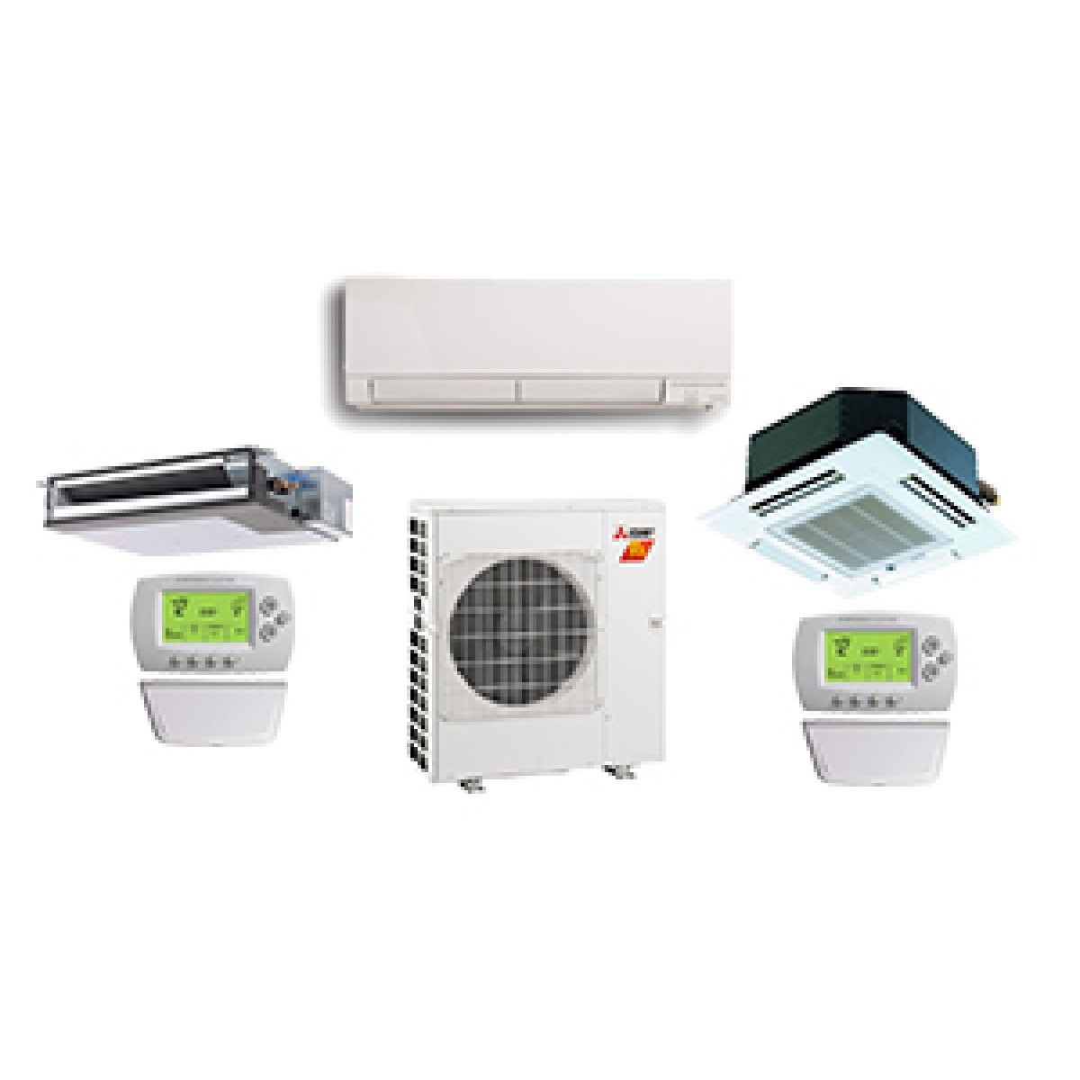 Mitsubishi Mr Slim Ductless Air Conditioner Reviews