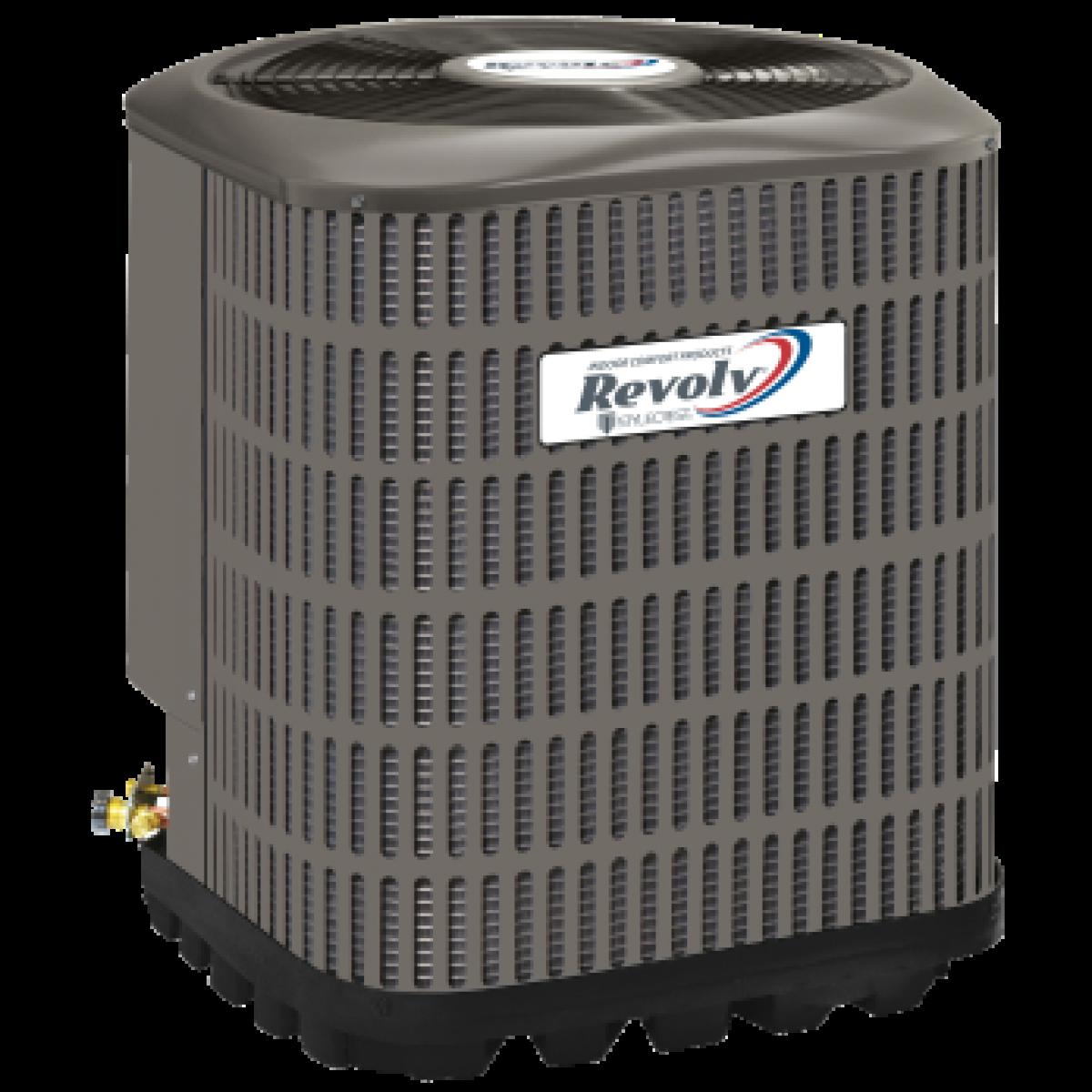 Revolv 4 0 T 14 Seer Heat Pump Condenser Condensers