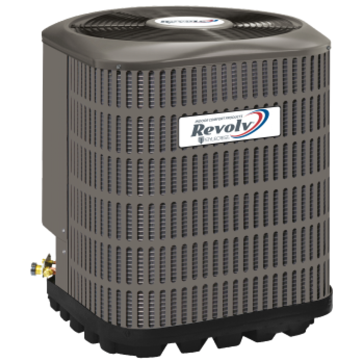 Revolv 3 0 Ton 14 Seer Gas System For Mobile Home Downflow