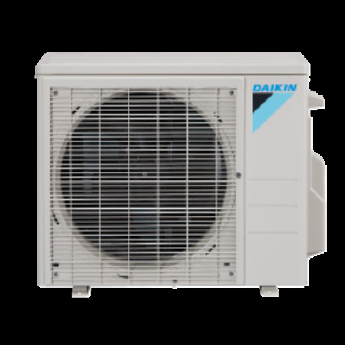 Daikin 18k btu heat pump condenser rxn18nmvju outdoor for Outdoor ac unit pad