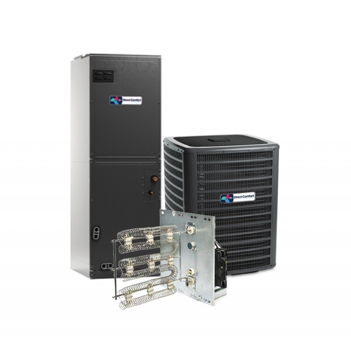 Reviews for Direct Comfort 1 5 Ton 16 SEER Heat Pump System