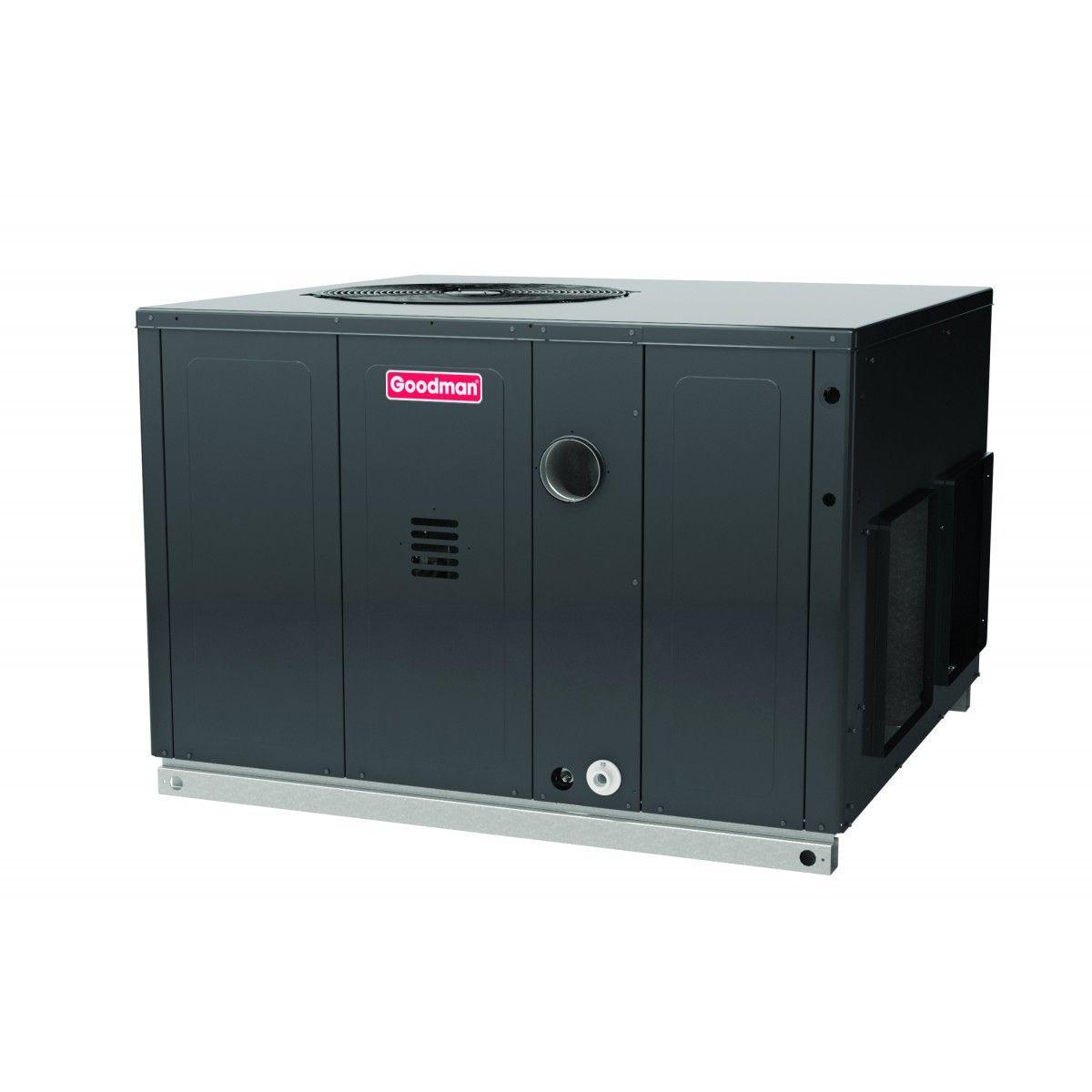 Goodman 3 0 Ton 14 SEER 80K BTU Packge Unit with Gas Heat - GPG1436080M41A