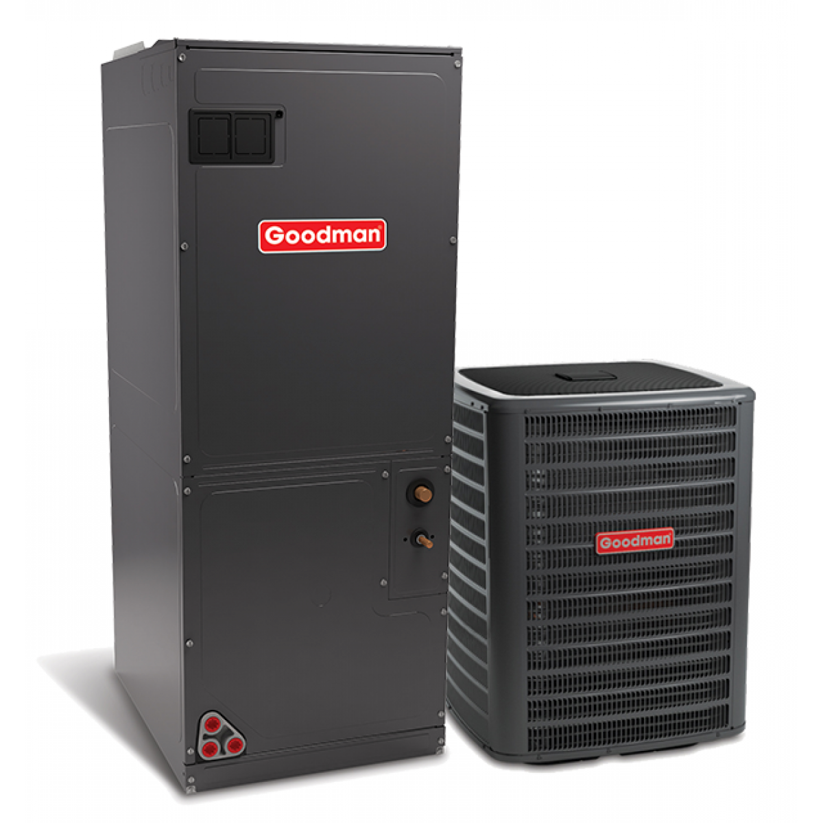 3 Ton Air Conditioning : Goodman ton seer variable speed air conditioning