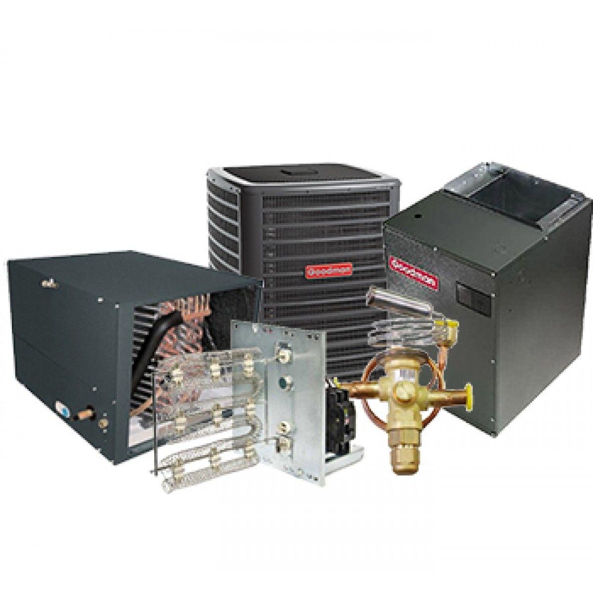 Goodman 5 Ton 17 Seer Air Conditioner Variable Speed Split