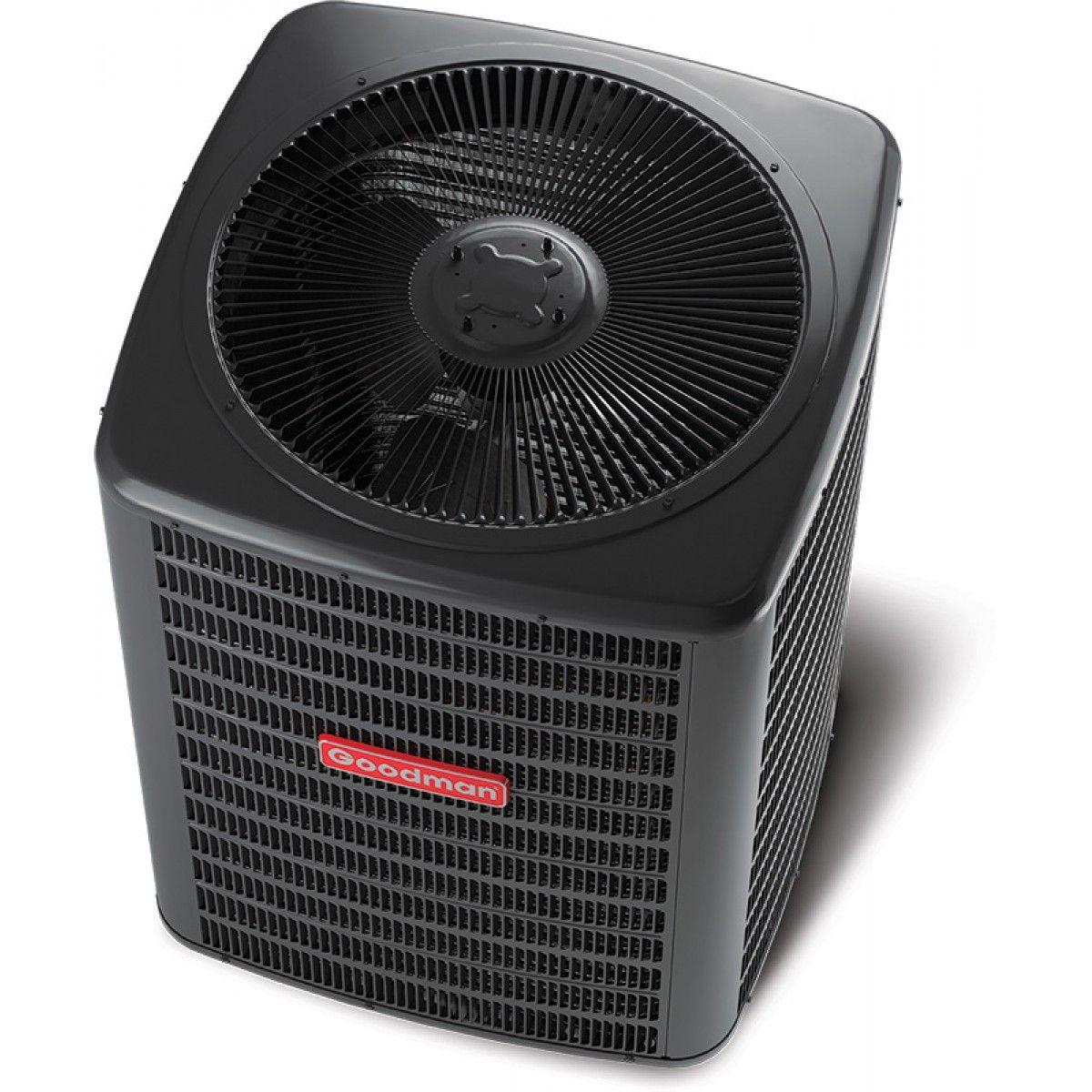 Goodman 3 5 Ton 14 Seer Gsz Heat Pump Condenser