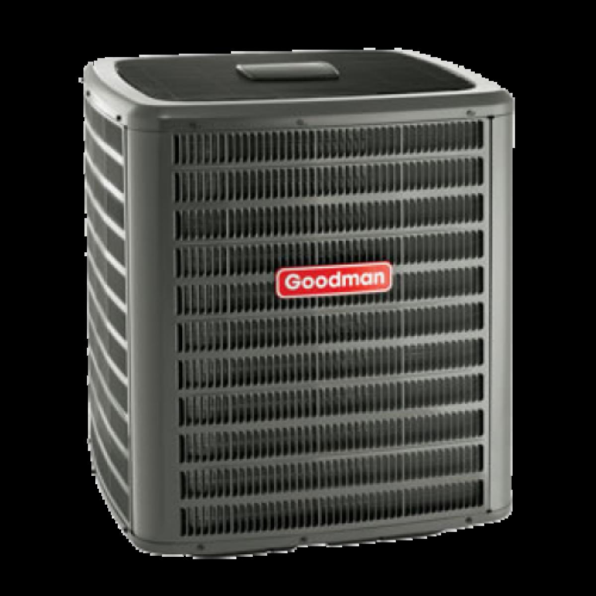 Goodman 4 0 Ton 14 5 Seer Heat Pump Split System 3 5 Ton