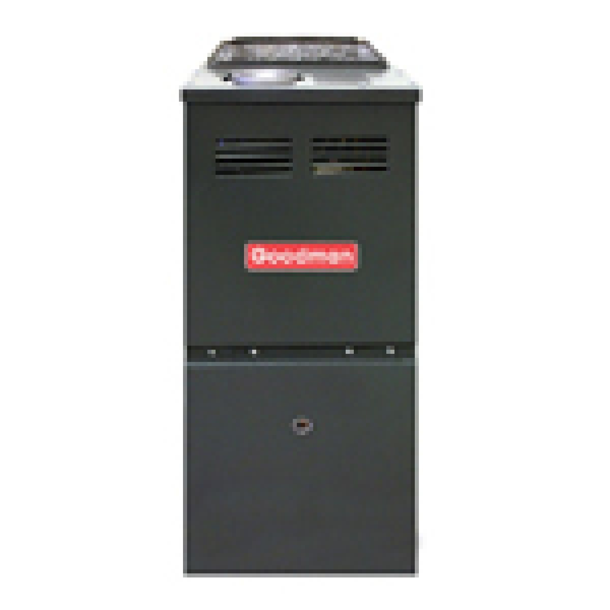 Goodman 93 efficient downflow horizontal 70 000 btu for How to choose a gas furnace