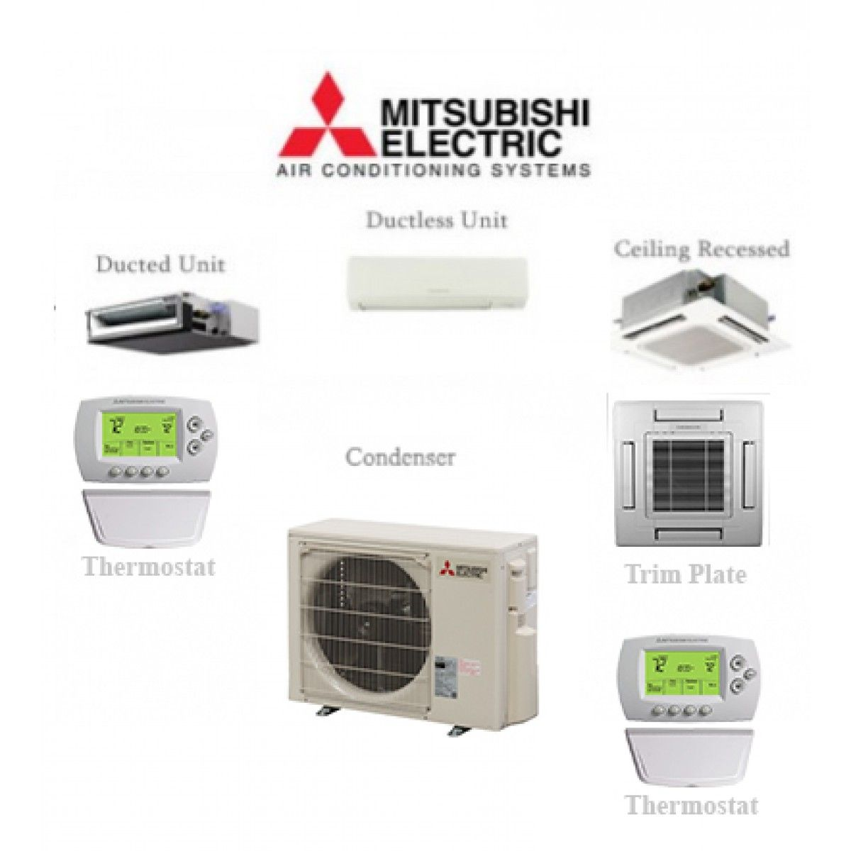 mitsubishi m ac msy miami d series air installation chills conditioning