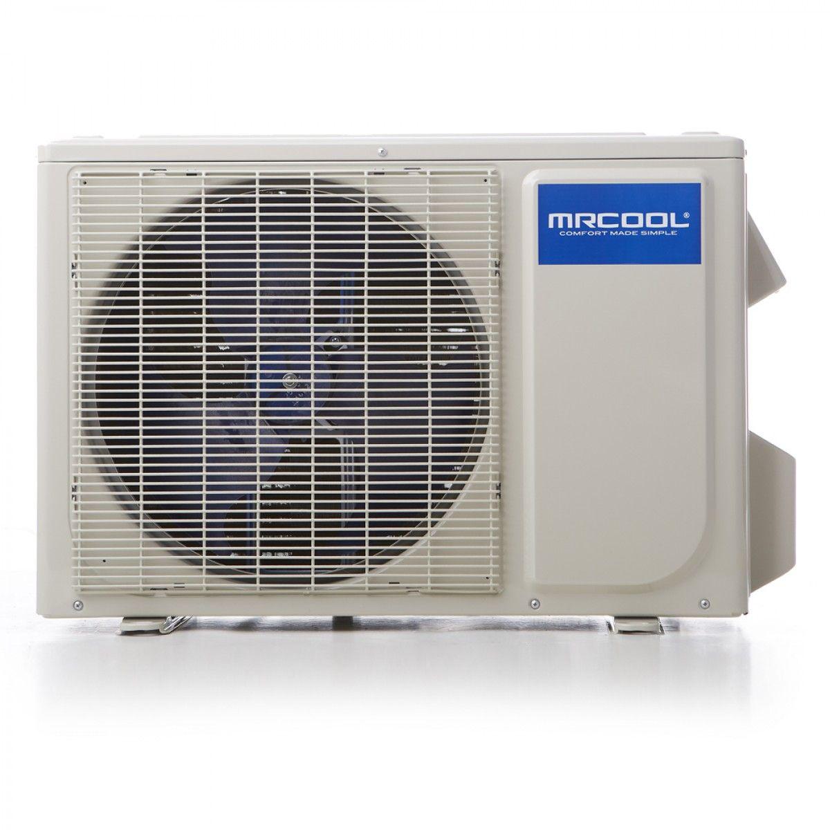Mrcool Do It Yourself 24k Btu 16 Seer Heat Pump System 208