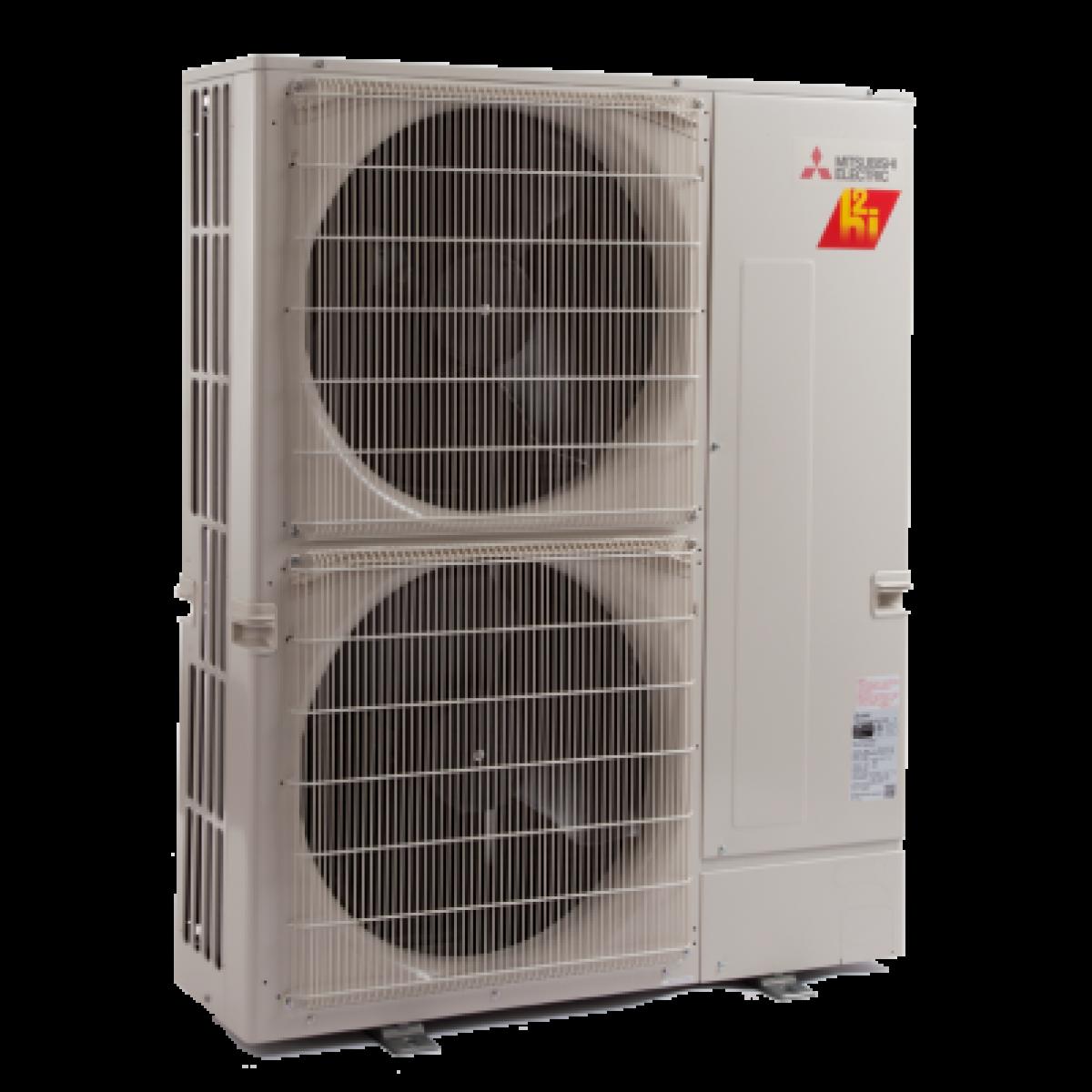 Mitsubishi 5 Zone 42k Btu Heat Pump Hyper Heat With Up To
