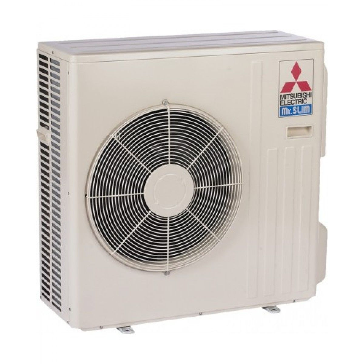 Ac Unit Prices >> Mitsubishi Mr. Slim 30,000 BTU Heat Pump Ductless Mini Split (14.5 SEER)