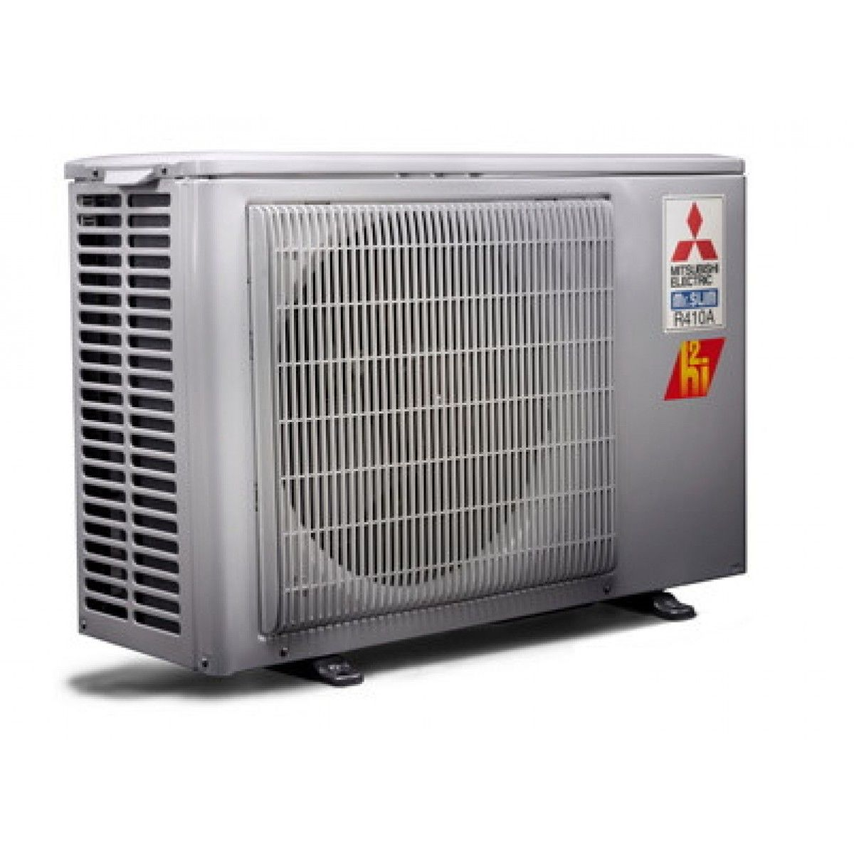 Heating And Cooling : Mitsubishi btu heat pump hyper seer system