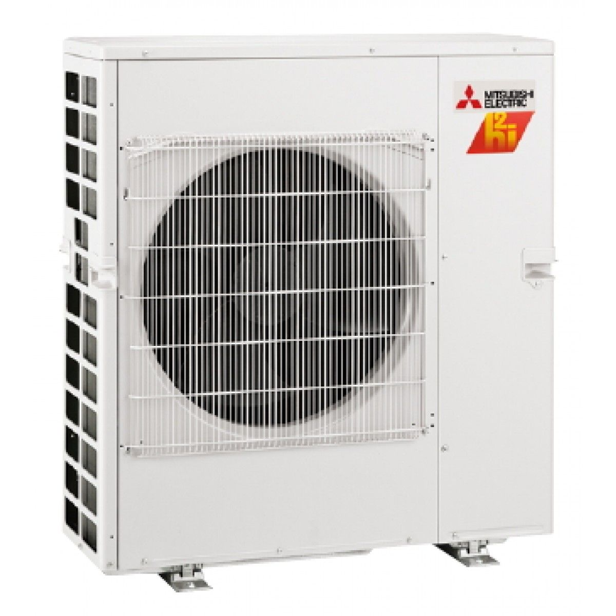 Mitsubishi 2 Zone 20k Btu Heat Pump Hyper Heat With Two