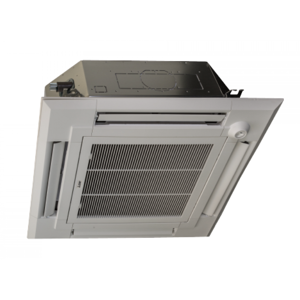 42k btu mitsubishi plaa ceiling cassette indoor unit for Ductless ac